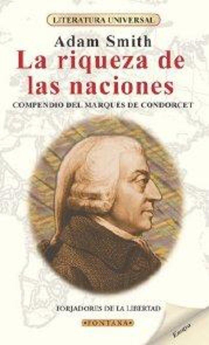bol.com | LA RIQUEZA DE LAS NACIONES (ebook), Adam Smith | 9788415171614 |  Boeken