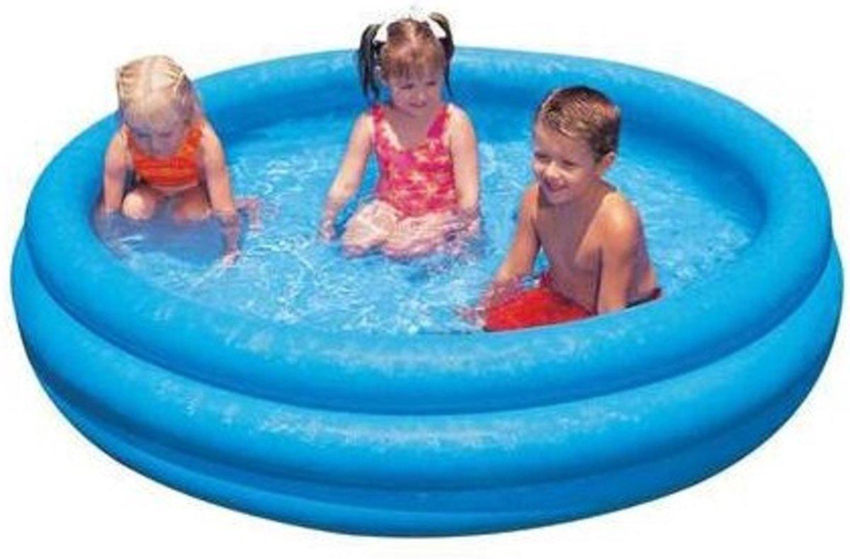 Zwembad Intex | opblaasbaar | zwembaden | 168x38cm | speelgoed | zwembadje kinderen | tuin | buiten