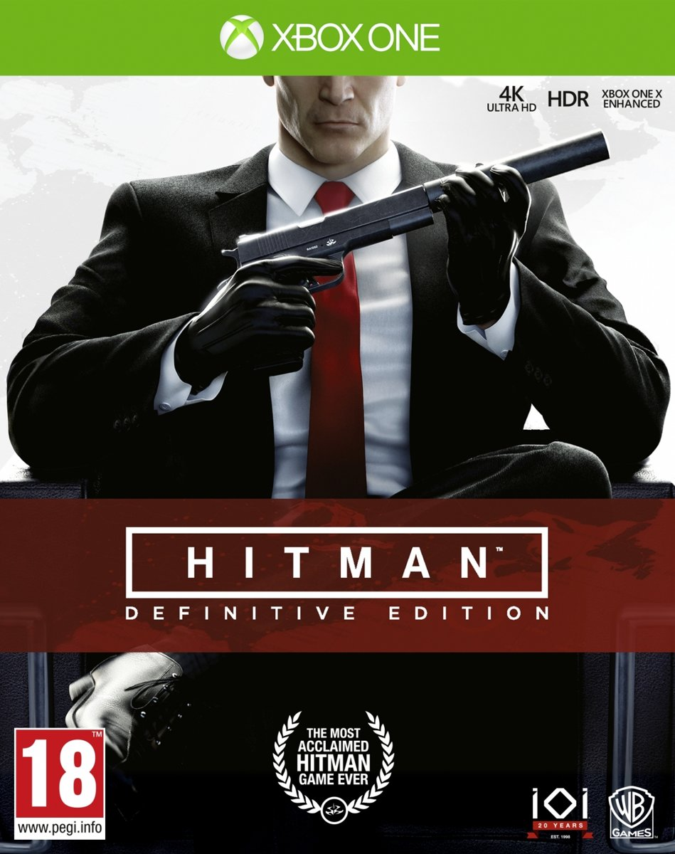 Hitman: Definitive Edition Xbox One