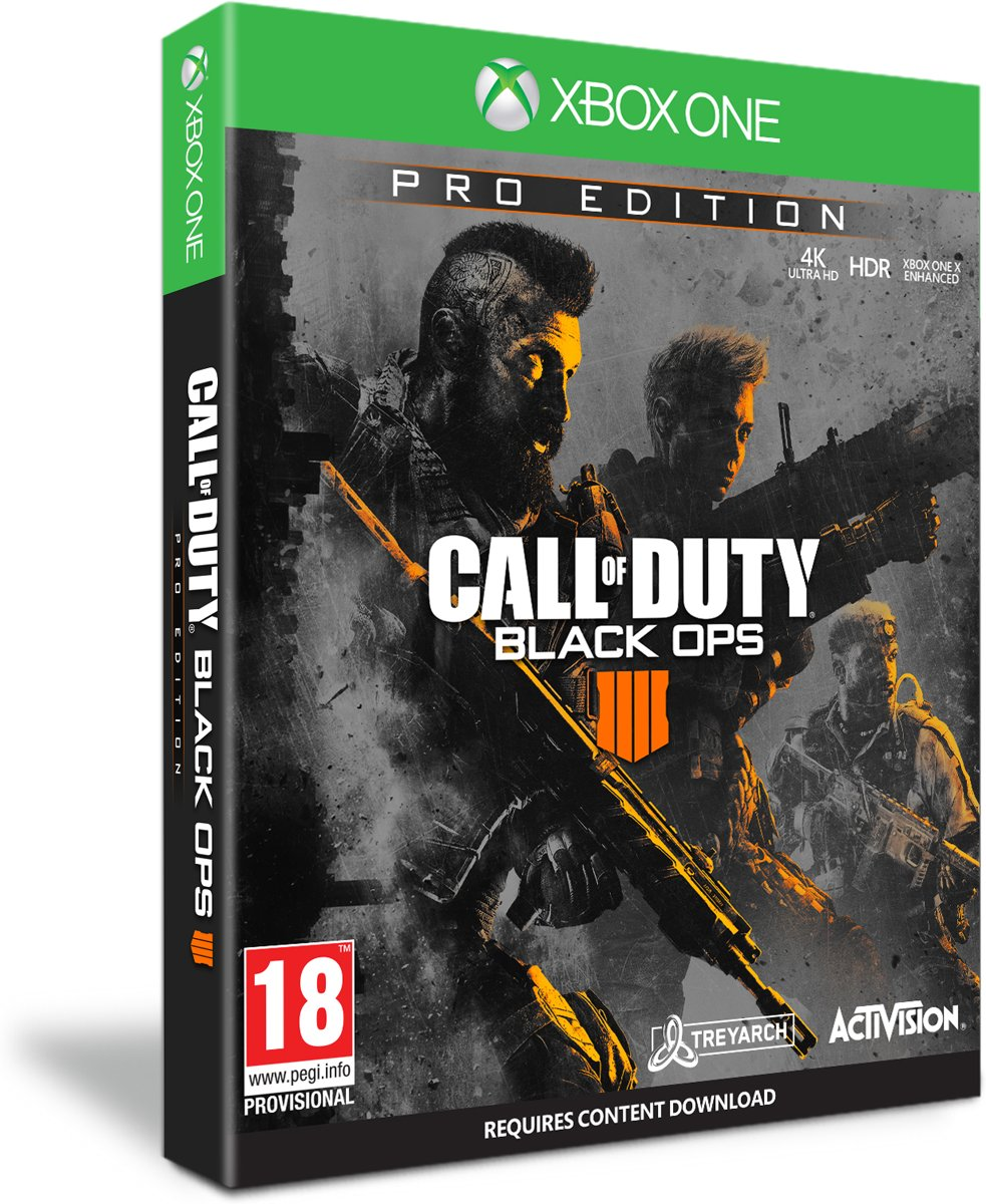 Call of Duty: Black Ops 4 - Pro Edition Xbox One