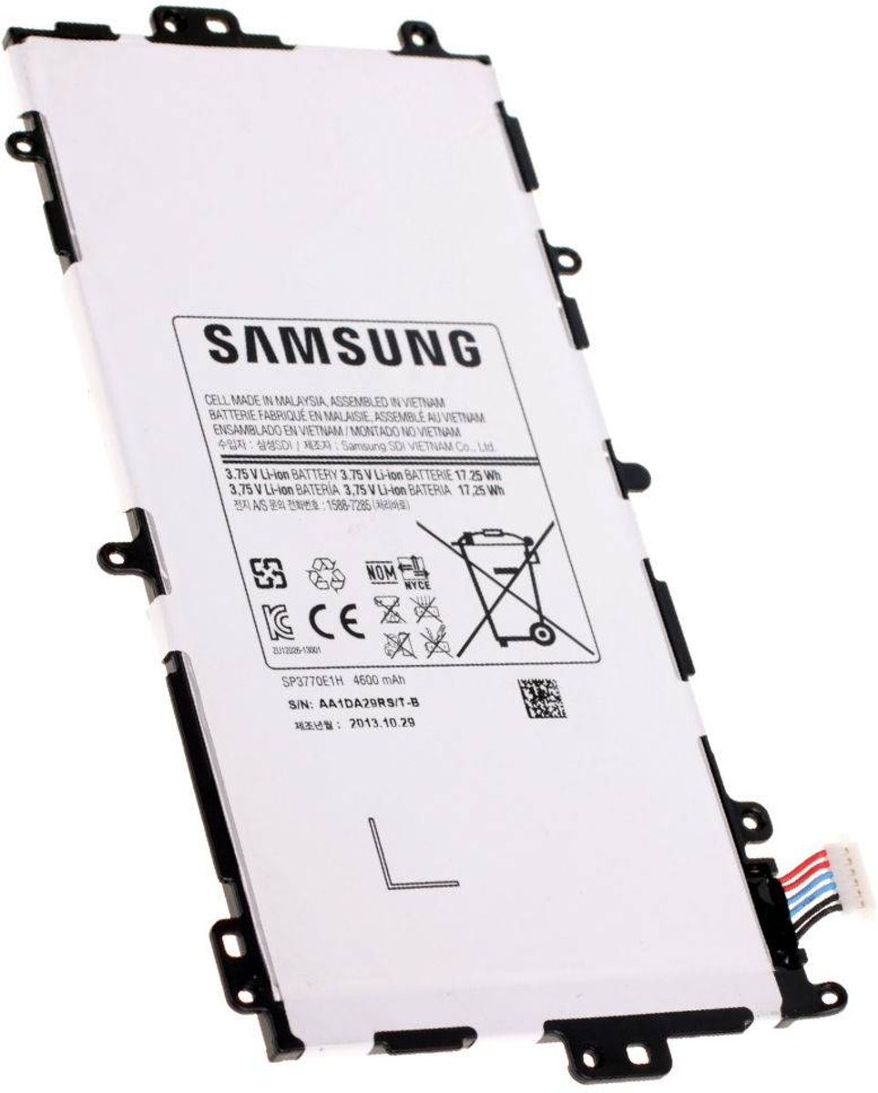Samsung Galaxy Tab Note N5110 (8.0 inch) SP3770E1H Originele Accu kopen