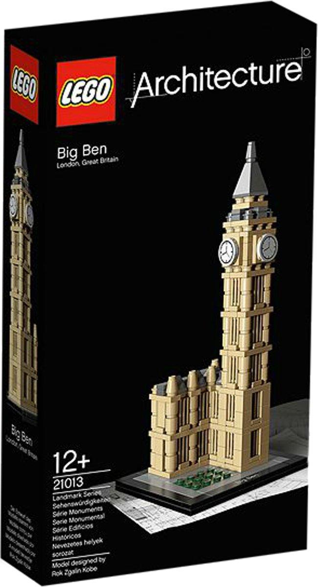 LEGO Architecture Big Ben - 21013