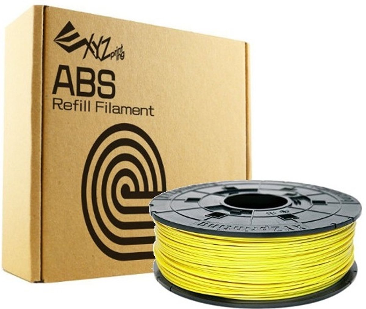 REFILL ABS Cyber Yellow 600g