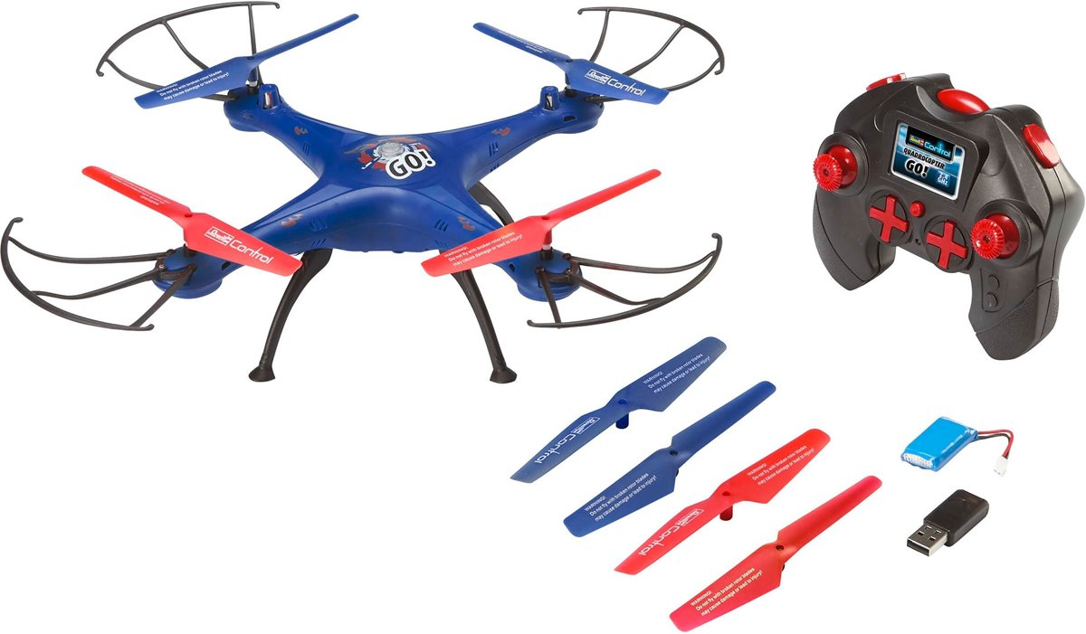 Revell Control Go! Drone RTF voor €14,99