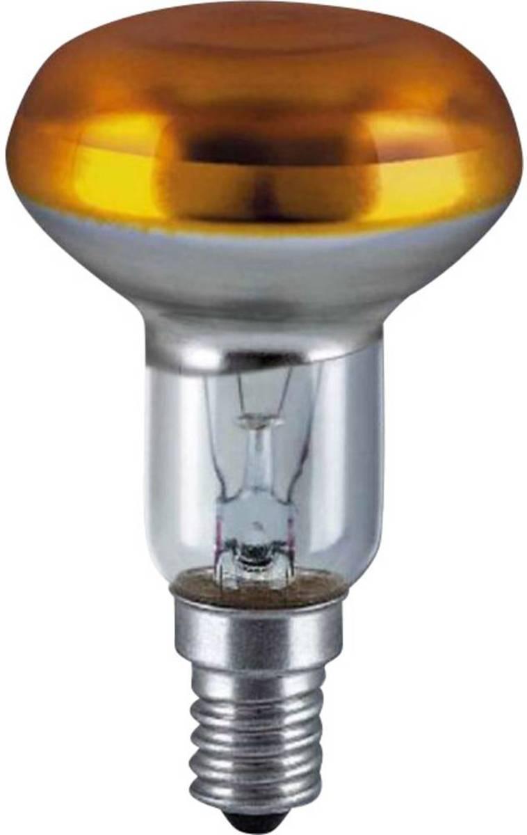 Gloeilamp E14 40 W Reflector Geel Dimbaar OSRAM 1 stuks kopen