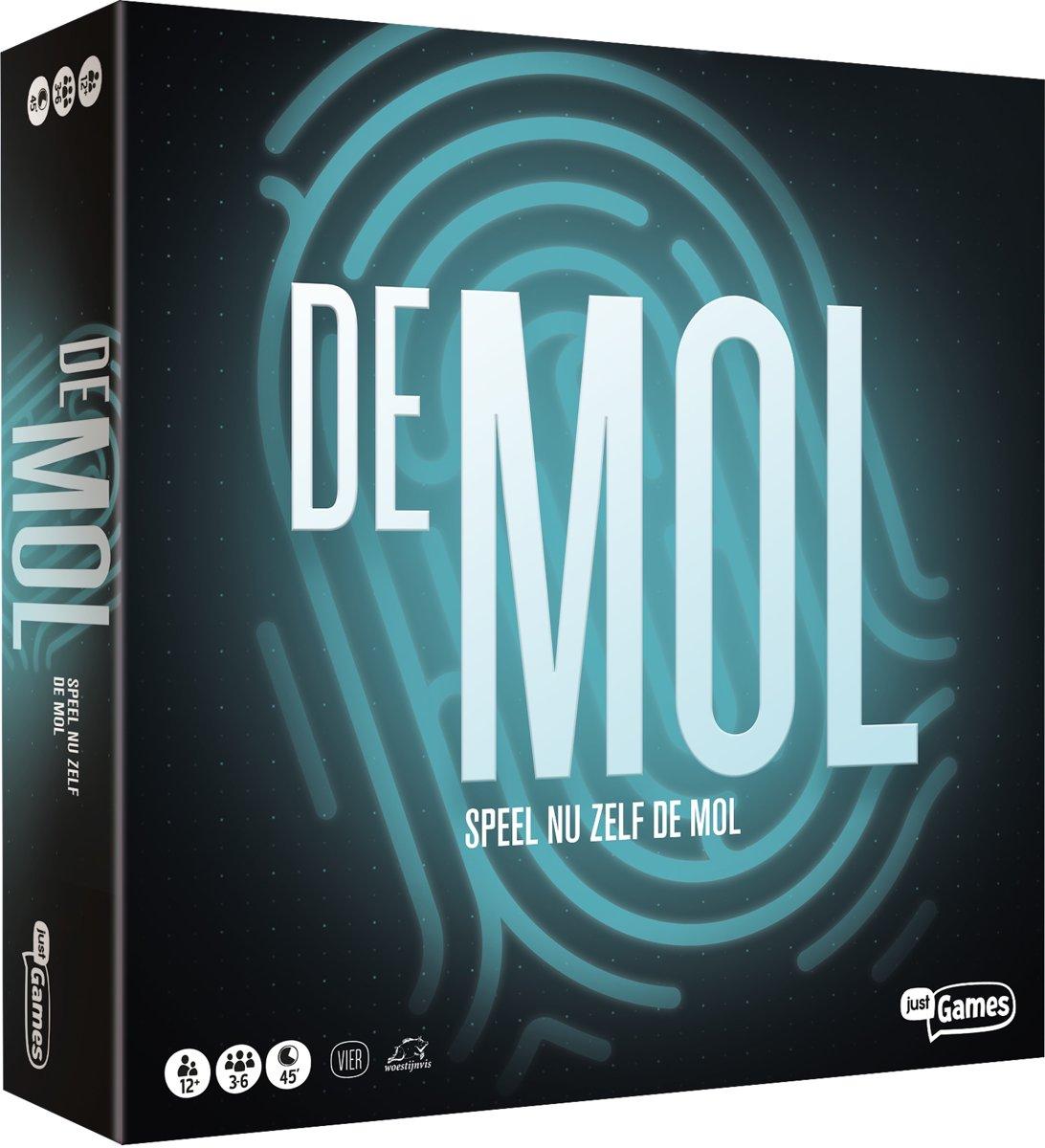 Wie is De Mol Belgie - Bordspel