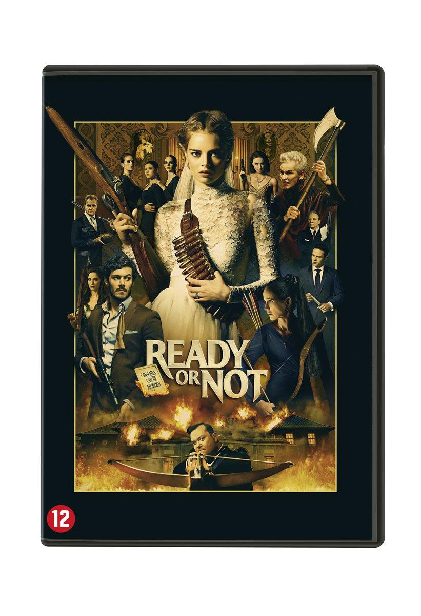 Ready Or Not (Blu-ray) kopen