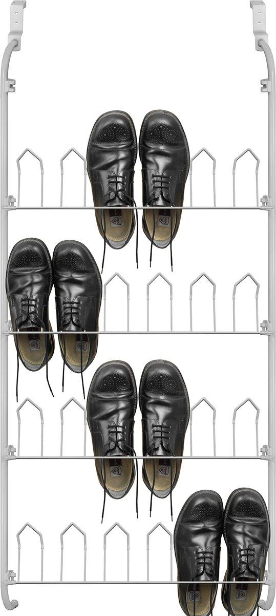 Rek Voor Schoenen.Schoenenrek Deur Schoenen Opbergen Rek Deurhanger Opberger Organizer Opbergzak Opbergsysteem 12 Paar