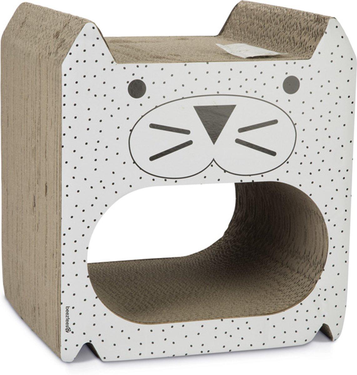 Beeztees Felixia - Kattenspeelgoed - Karton - 35x30x38,5 cm