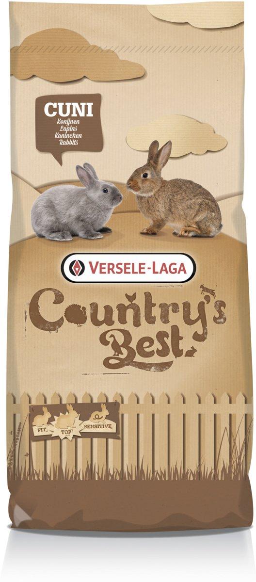 Versele-laga country's best cuni fit muesli - gemengd