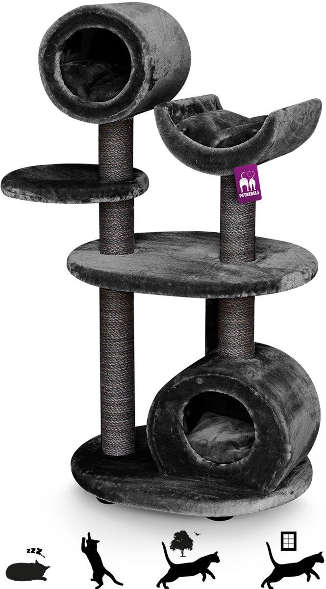 Petrebels Krabpaal Kings & Queens - Cleopatra 143 - royal dark - 143cm - 28,85 kg