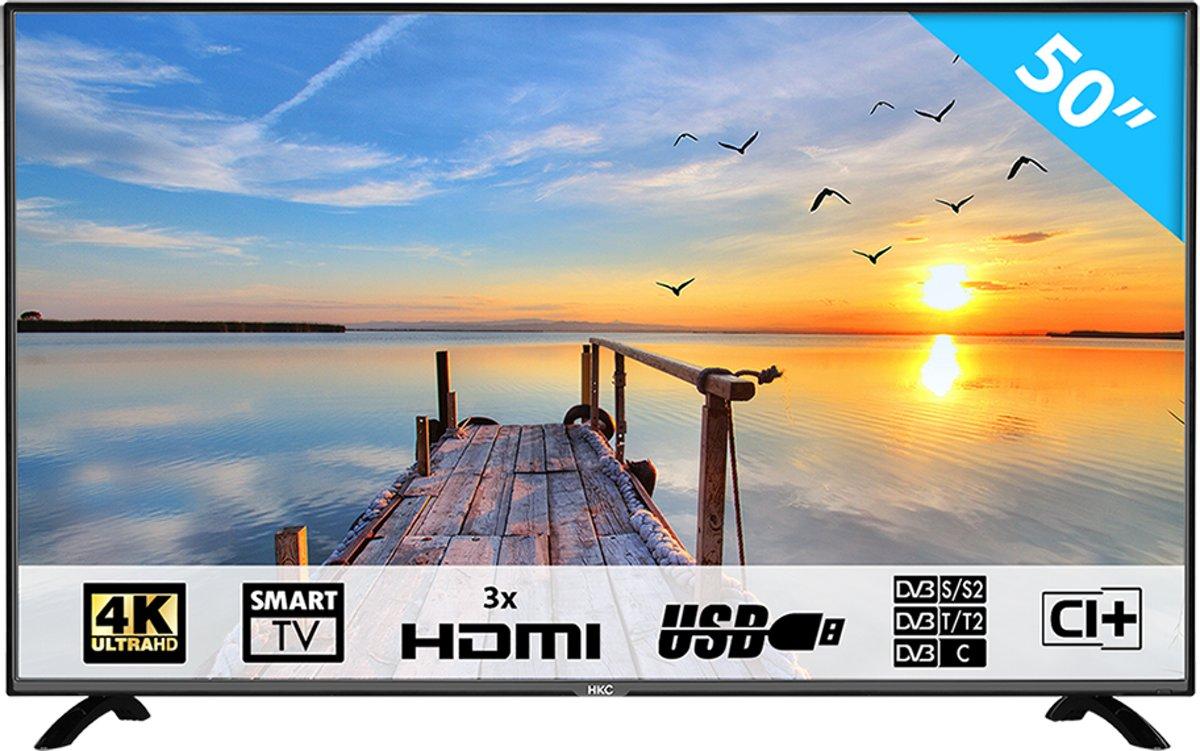 HKC 50F1 50 inch 4K UHD SMART TV