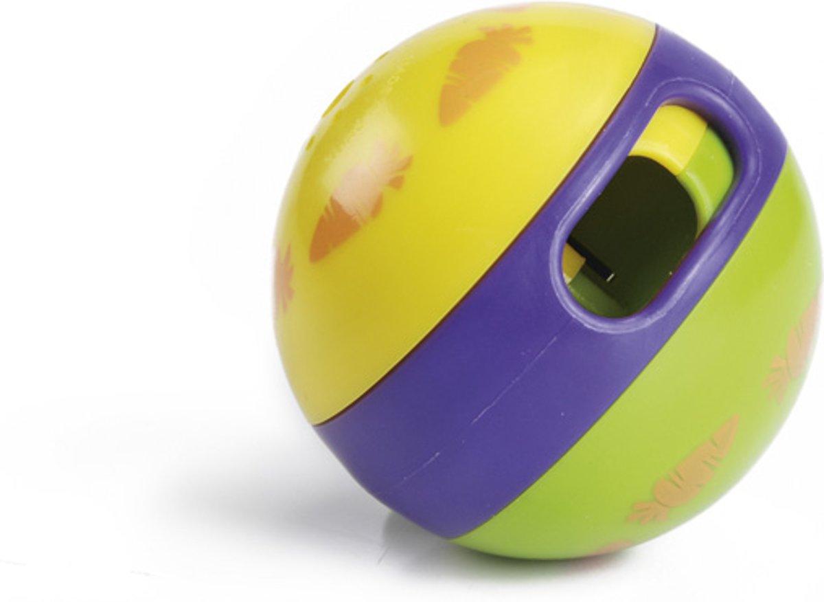 Beeztees Rodino Snackbal Verstelbaar - Speelgoed - 6 cm