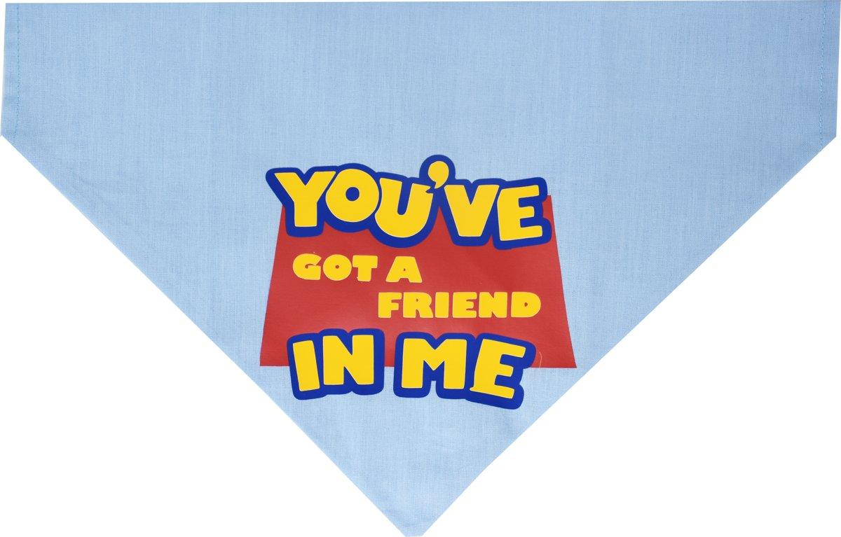 You've got a friend in me bandana hond kopen