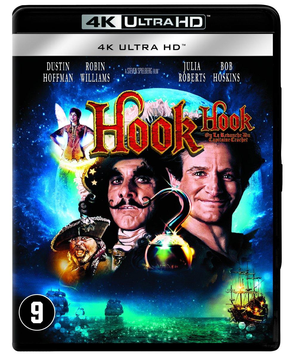 Hook (4K Ultra HD Blu-ray)-