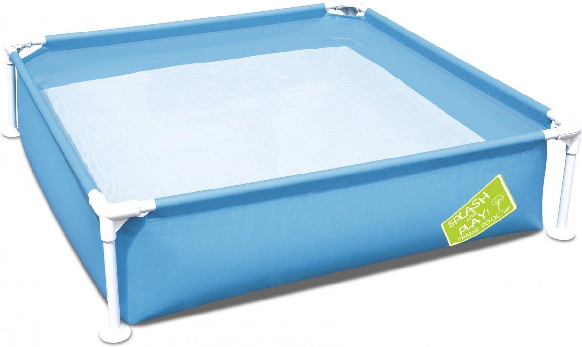 Bestway Kinderzwembad groen 122 X 122 X 31 Cm