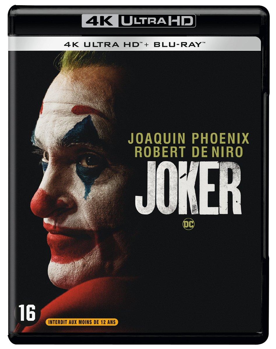 Joker (4K Ultra HD Blu-ray)-