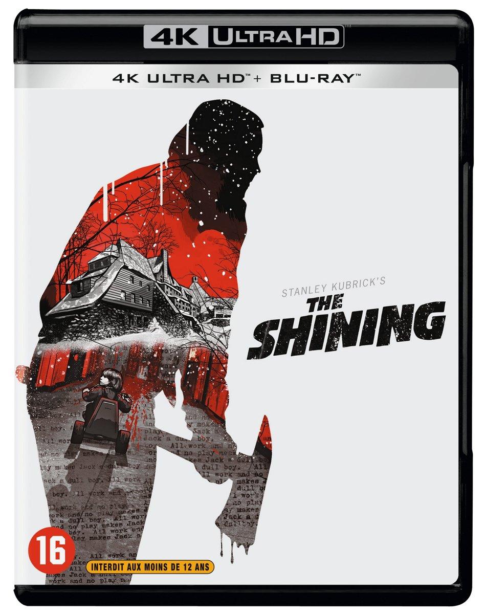 Bolcom The Shining 4k Ultra Hd Blu Ray Extended