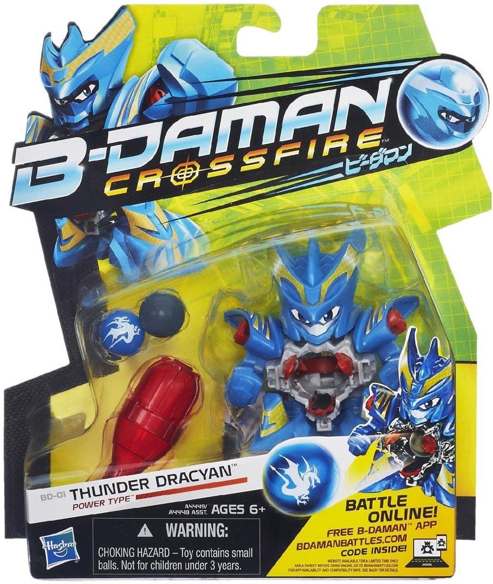 B-Daman Crossfire - Lightning Dracyan