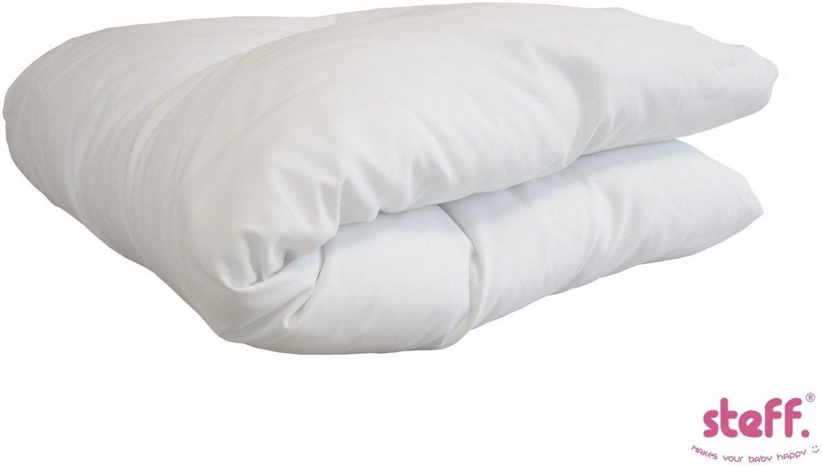 Steff - Dekbed - Donsdeken - 90x120 cm - zeer zacht en hoge kwaliteit - voor bed 60x120 cm