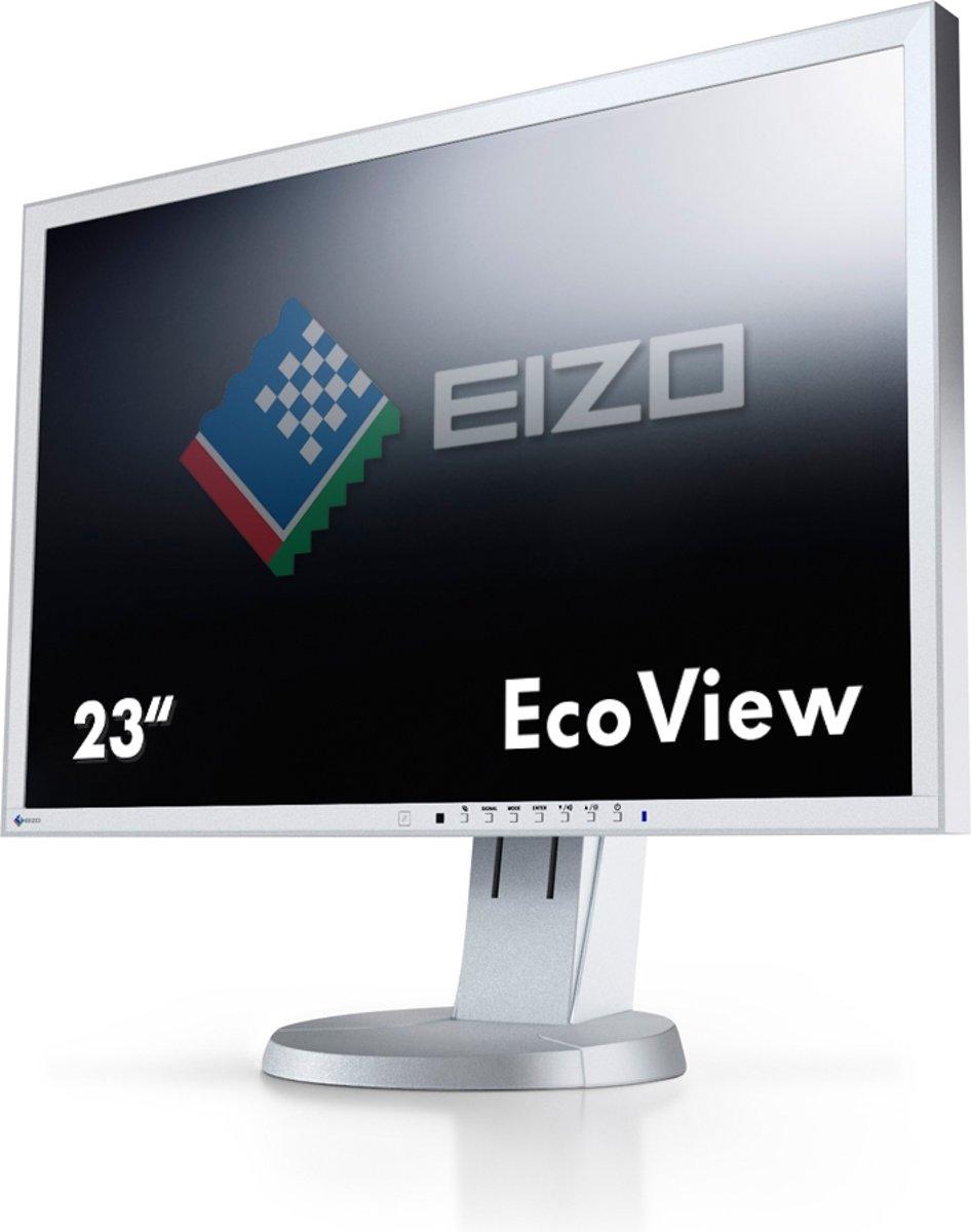 EIZO FlexScan EV2316WFS3 computer monitor 58,4 cm (23'') Full HD LED Flat Grijs