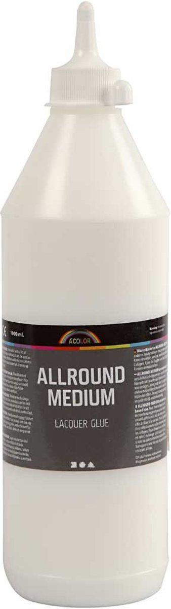Allround medium, 1000ml