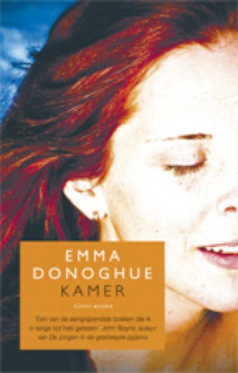 Emma Donoghue - Kamer
