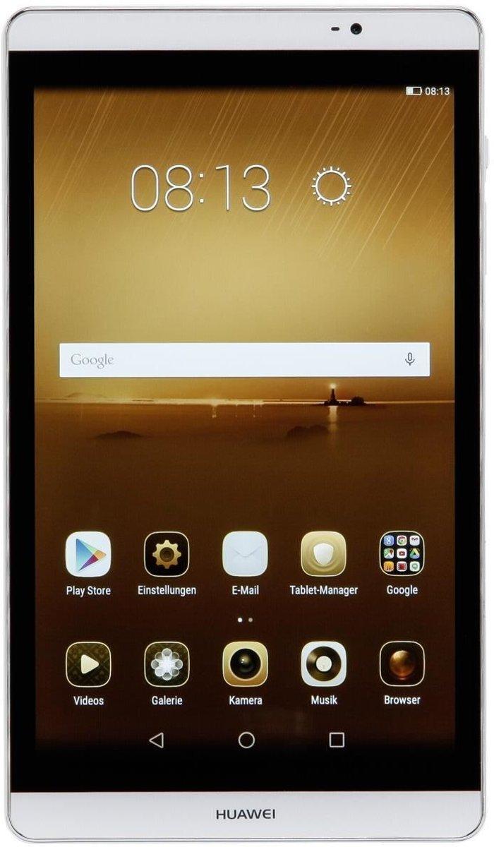 Huawei MediaPad M2 - 16GB - WiFi + 4G - Zilver kopen