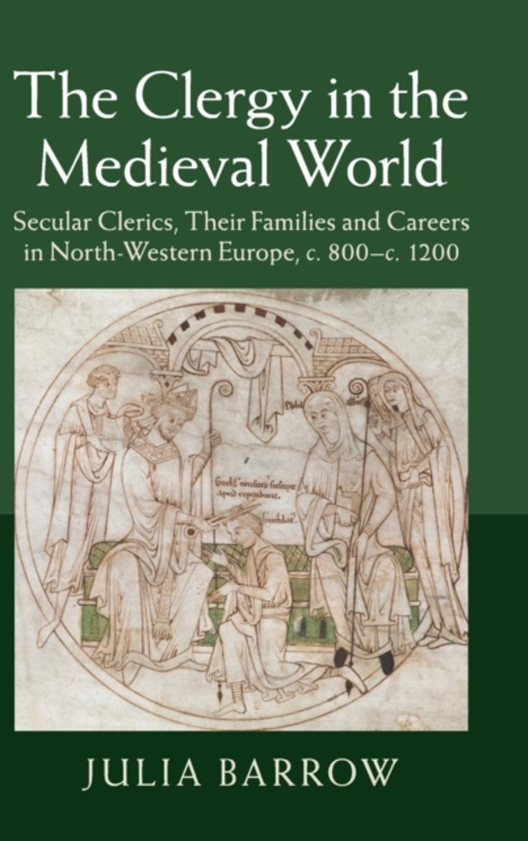 bol.com | The Clergy in the Medieval World | 9781107086388 | Julia Barrow |  Boeken
