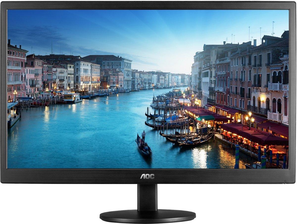 AOC E2470SWHE - Monitor