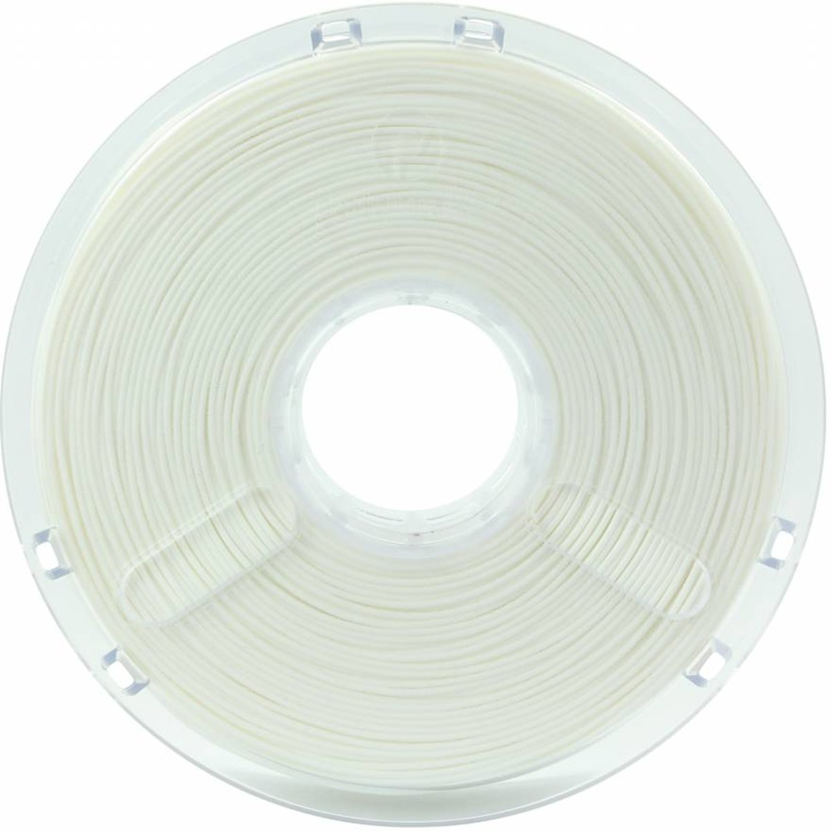 Polymaker Filament voor 3D-printer PolyMax 1.75 mm 0.75 g Jam Free Technology - True White