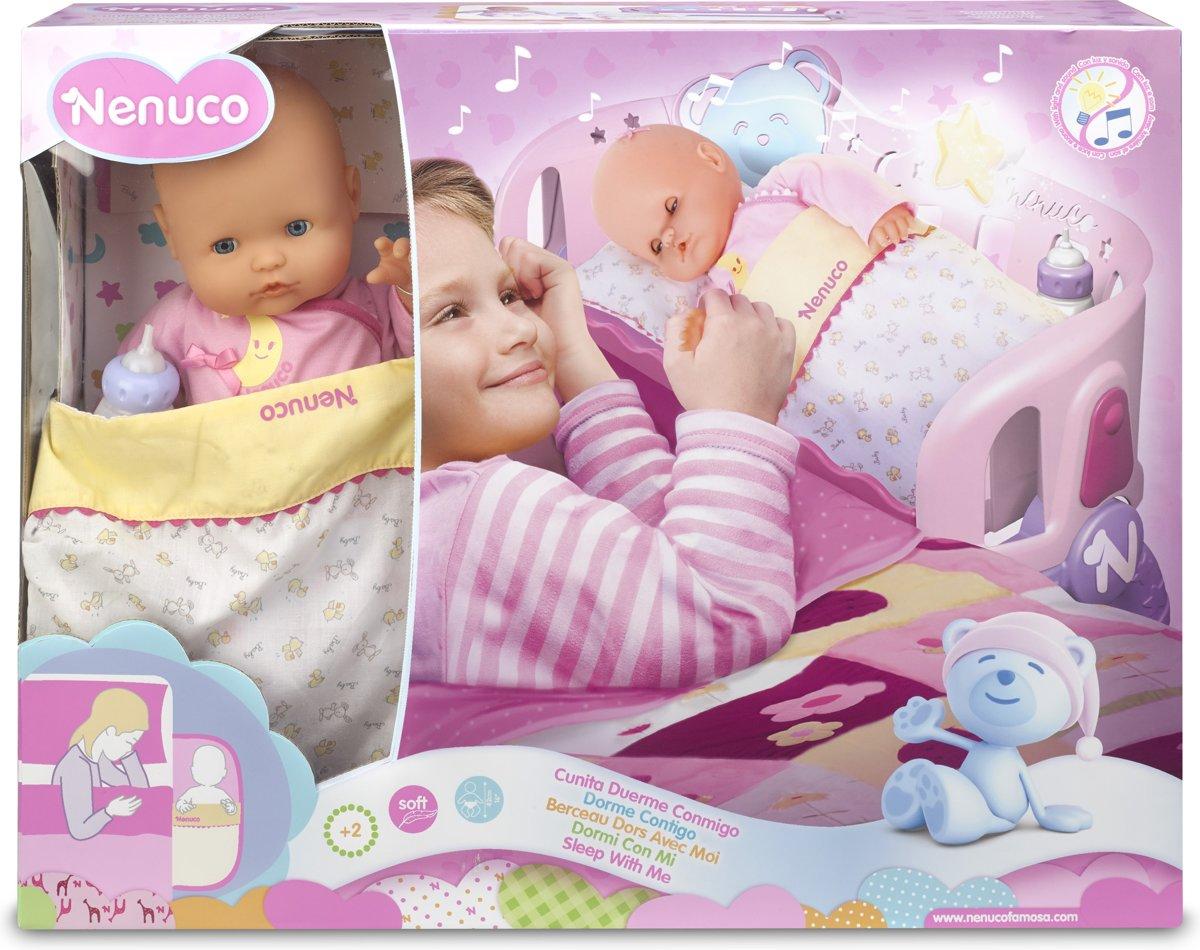 Nenuco Slaap met Mij inclusief babypop 35 cm