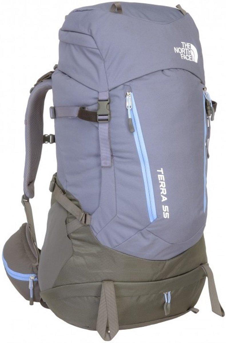 11fad628b91 bol.com | The North Face Terra 55 - Backpack - Patriot blue/persian jewel