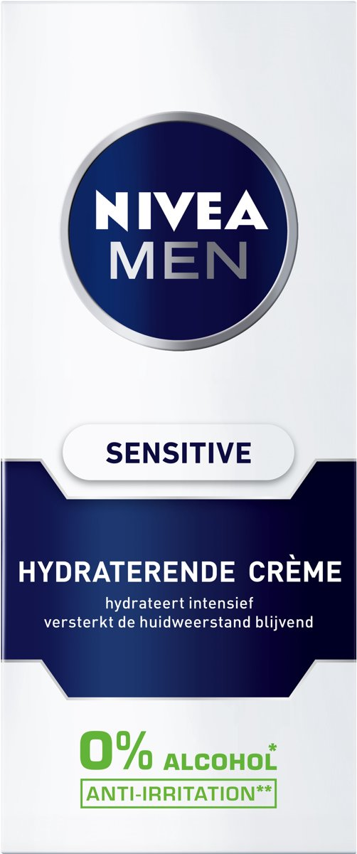 nivea men sensitive hydraterende creme