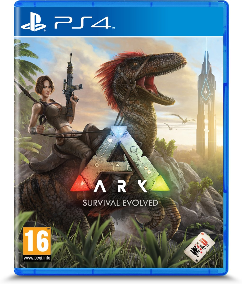 ARK Survival Evolved PlayStation 4