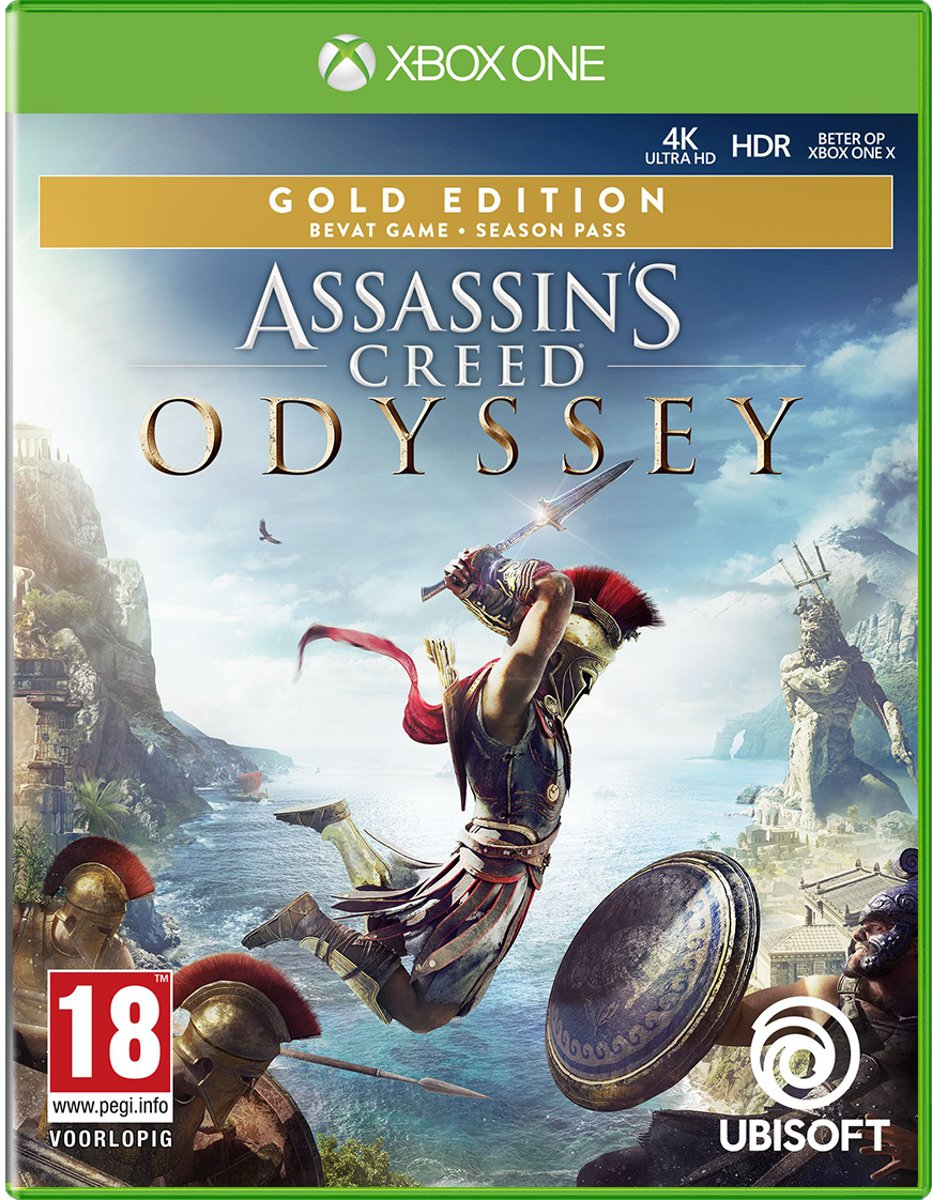 Assassin's Creed: Odyssey - Gold Edition Xbox One