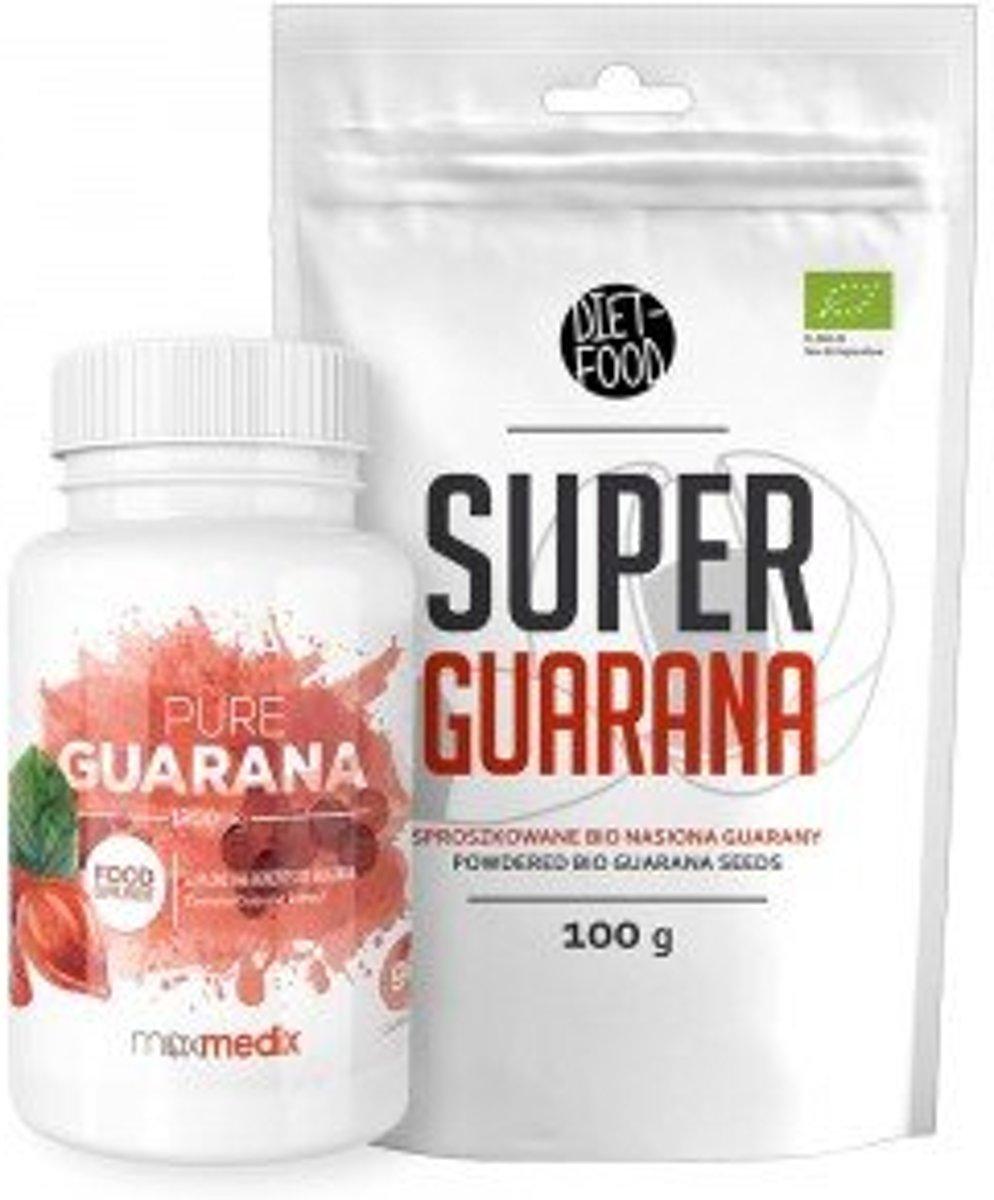 Foto van Guarana Super Pack - Fruit Tabletten & Poeder - Superfoods