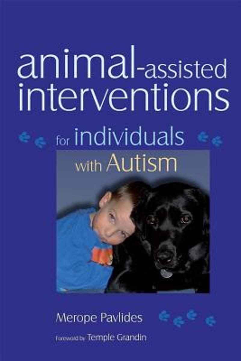 bol.com | Animal-assisted Interventions for Individuals with Autism, Merope  Pavlides |.