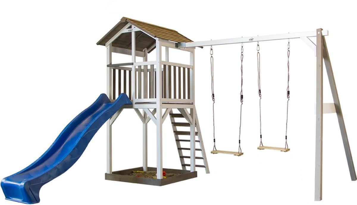 Sunny speelhuisjes Speeltoren Beach Tower (incl. dubbele schommel)