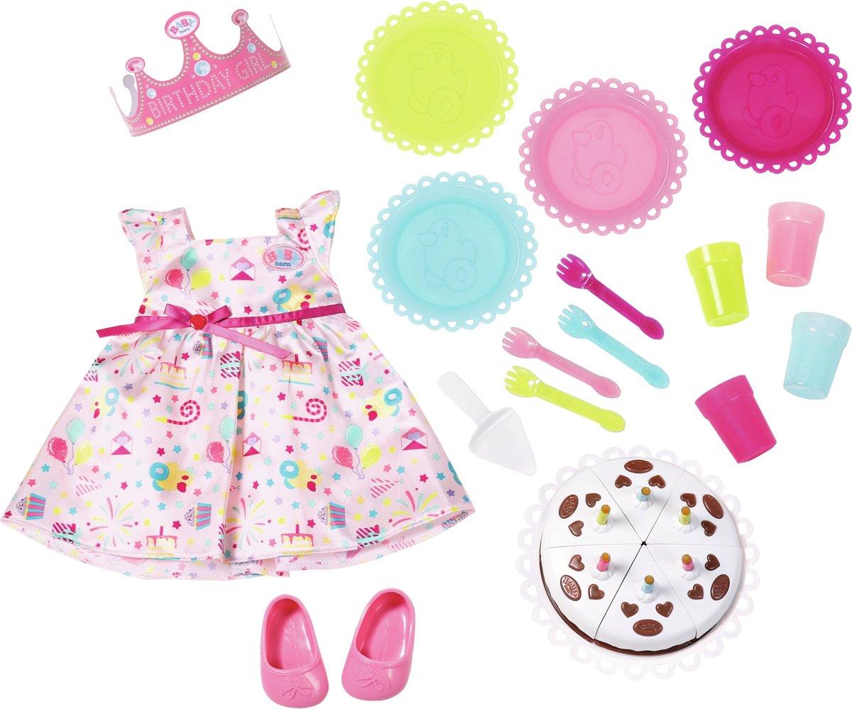 BABY born® Feestset - Poppenkleding