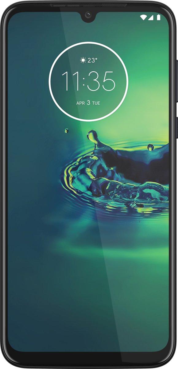 Motorola Moto G Moto G8 Plus 16 cm (6.3'') 4 GB 64 GB Hybride Dual SIM Blauw 4000 mAh kopen