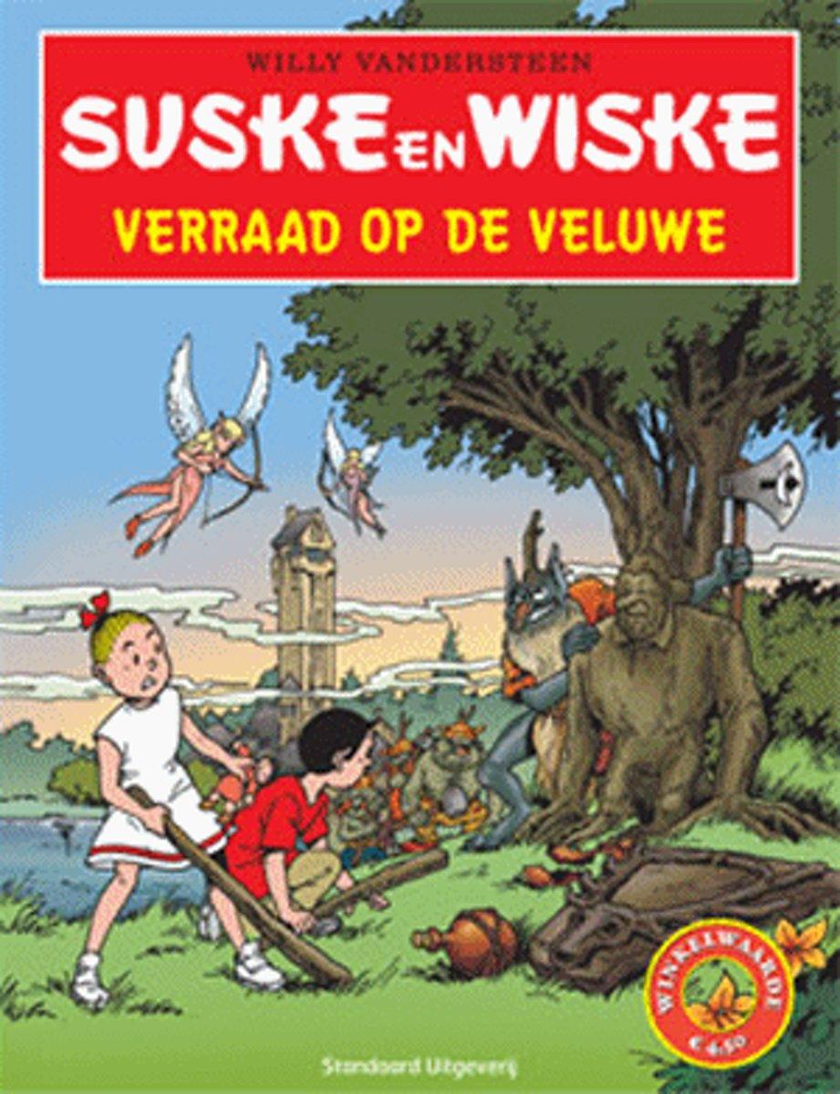 Suske en Wiske - verraad op...