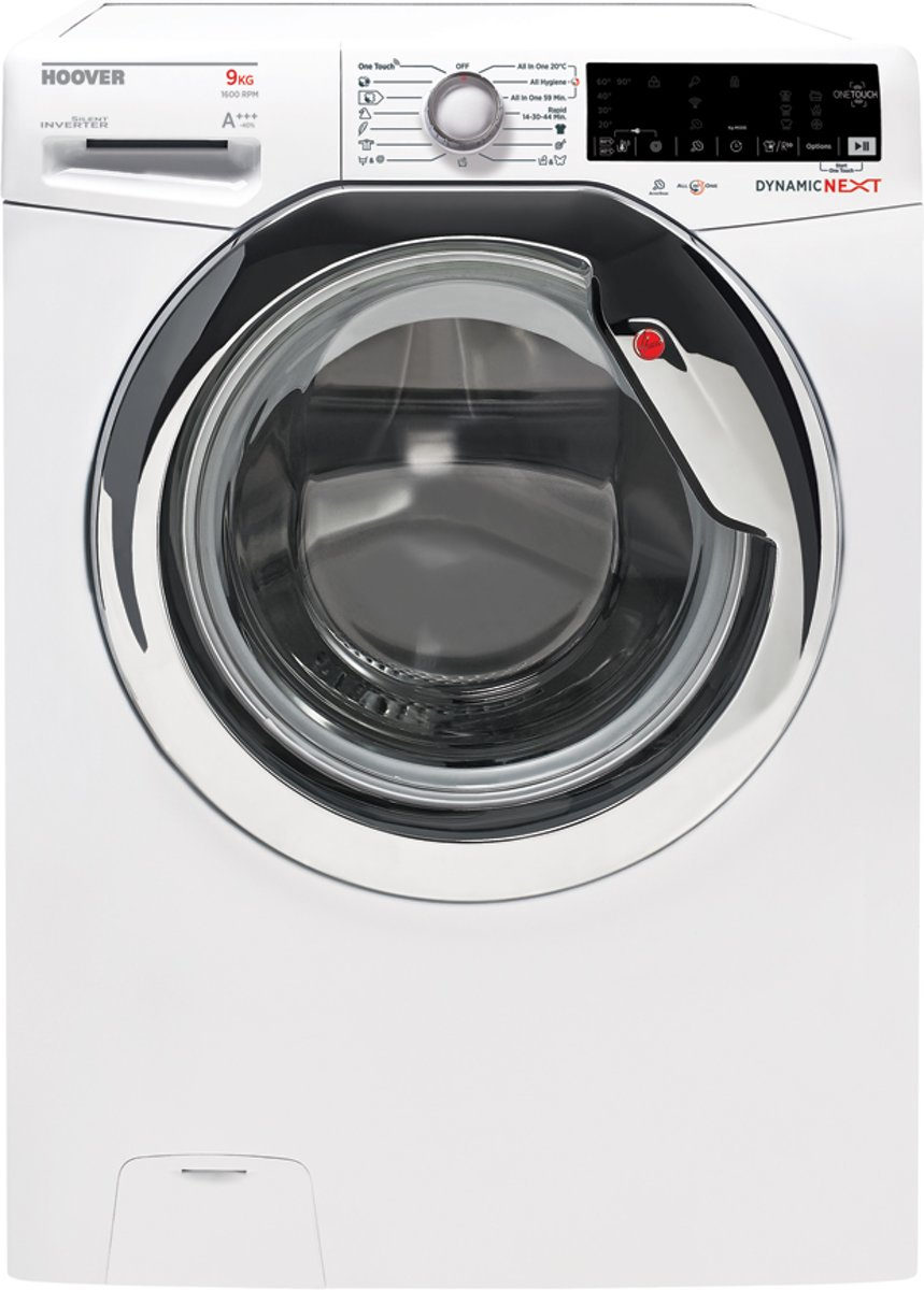 Hoover DXOA 69AHC3-S - wasmachine