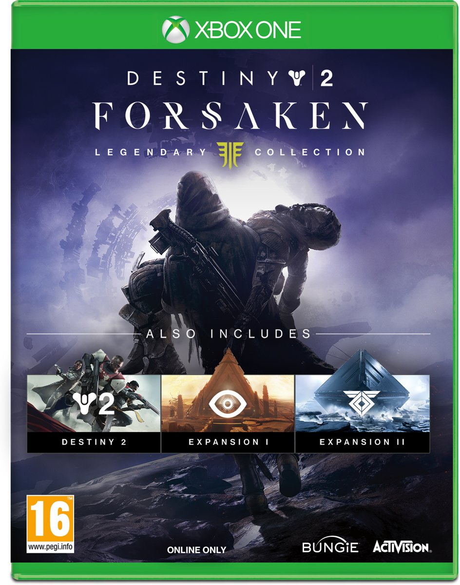 Destiny 2: Forsaken Complete Collection Xbox One