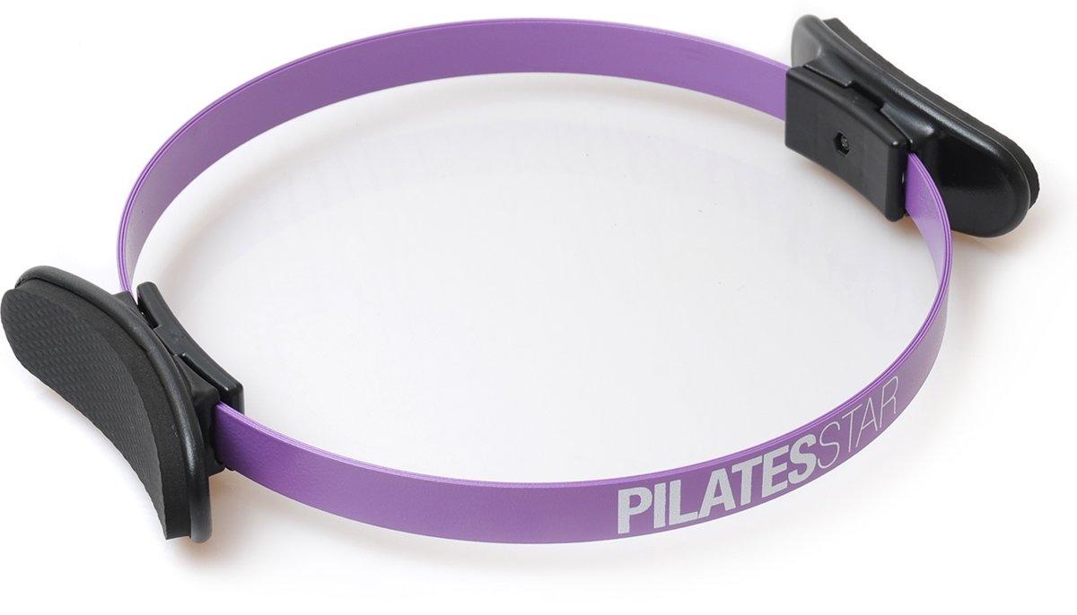 Pilates Ring - metal 30cm violet Pilates ring YOGISTAR kopen