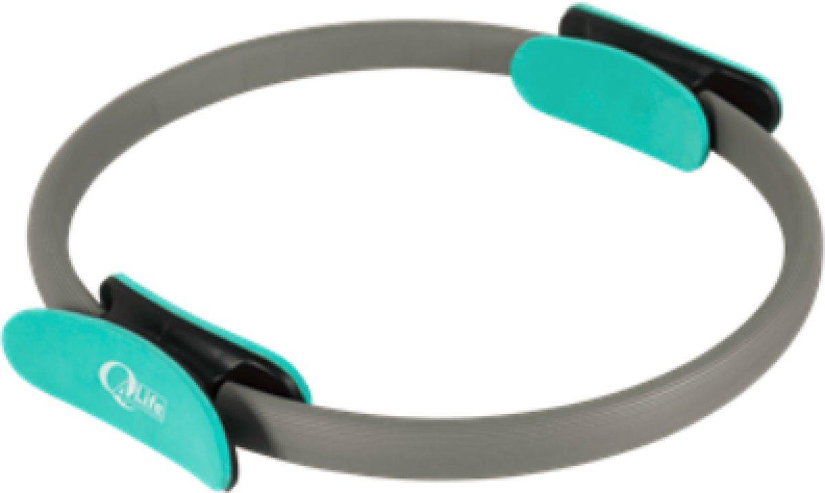 Q4Life pilates ring | Ø 35 cm | Glasvezel | Fitness | Sport   Grijs of Zwart kopen