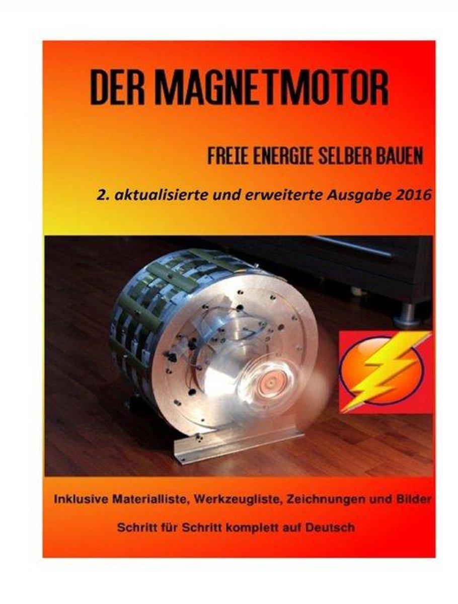 bol | der magnetmotor (ebook), patrick weinand | 9783741847257