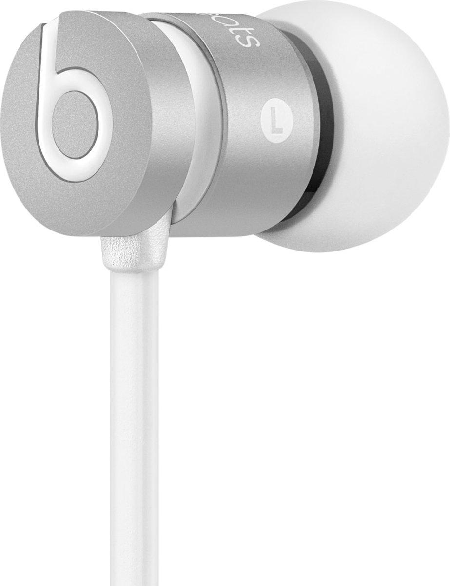 Beats by Dr Dre urBeats - In-ear oordopjes - Zilver kopen