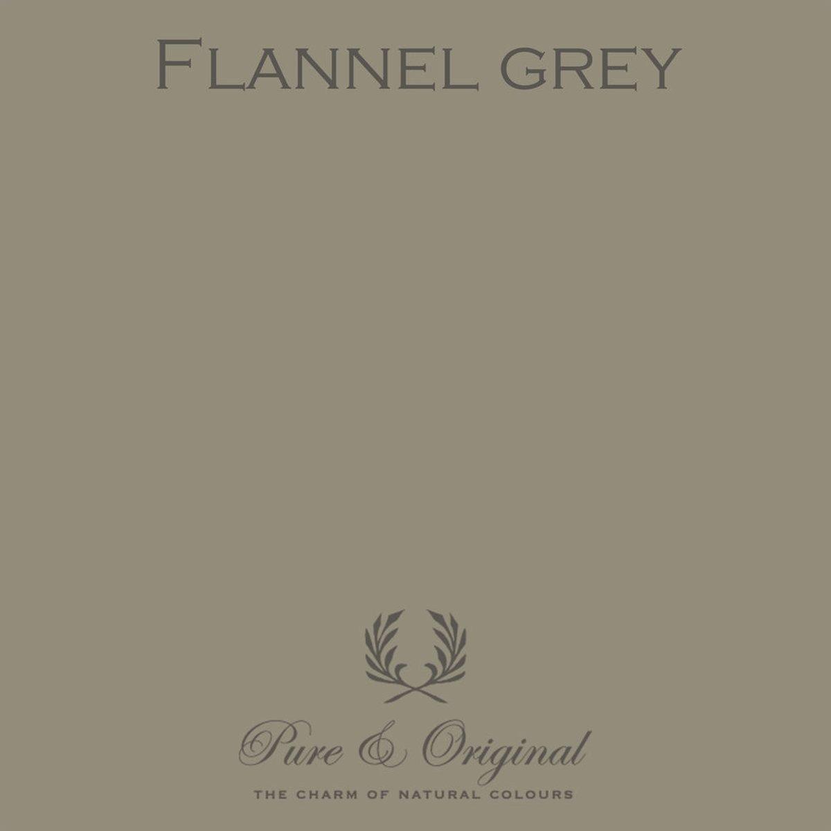 Pure & Original Fresco Kalkverf Flannel Grey 2.5 L