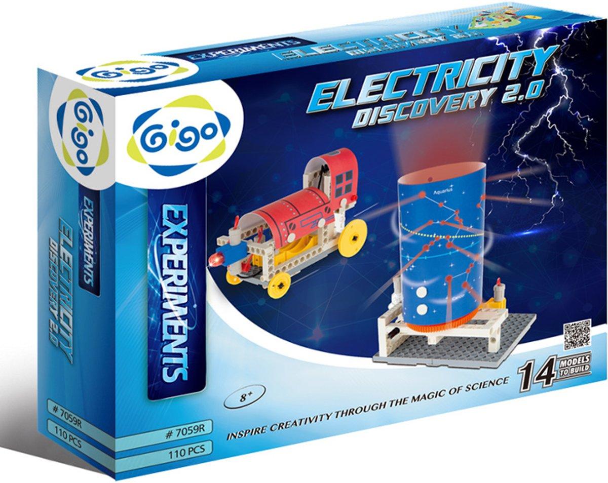 Gigo 7059R Ontdek Elektriciteit 2.0